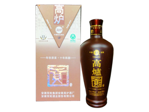 安徽双轮集团、高炉家酒厂2011重金打造新品-高炉贡酒