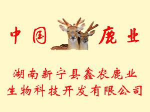 湖南新宁县鑫农鹿业生物科技开发有限公司