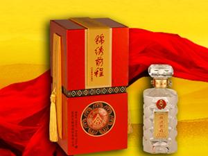 上海锦绣前程酒业有限公司
