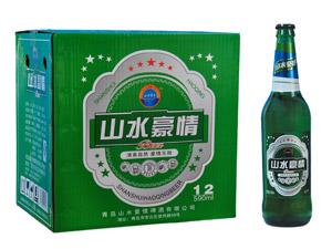 青岛山水豪情啤酒有限公司