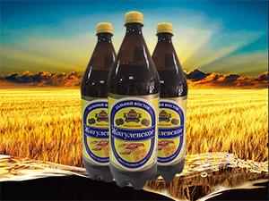 俄罗斯进口日古利烈性啤酒招商
