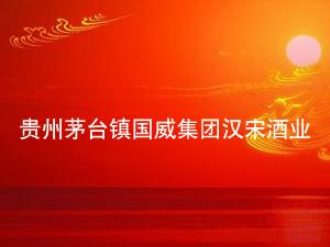 贵州茅台镇国威集团汉宋酒业
