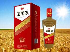 湖南浏阳河酒厂有限公司出品
