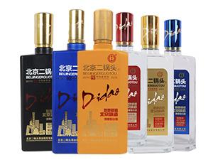 北京二锅头酒业股份有限公司地道酒系列