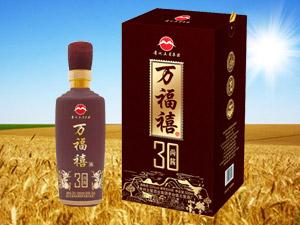 贵州五星酒业集团茅台镇五星酒厂万福禧系列