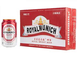 啤酒贴牌加工 纯粮酿造