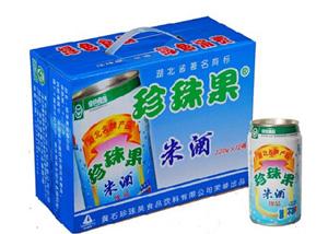 珍珠果米酒
