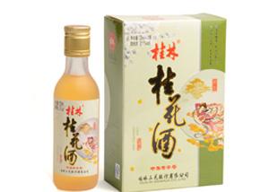 桂林桂花酒