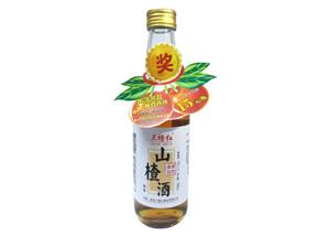 三楂红山楂酒
