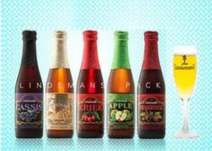 林德曼水果拉比克啤酒