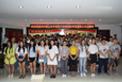 热烈欢迎郑州轻工业学院的学生到火爆网参观学习!