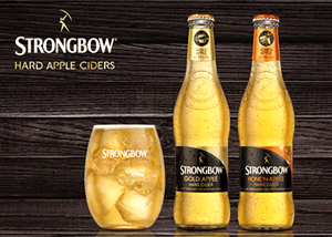 strongbow苹果酒