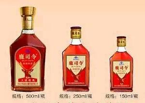 鹿司令保健酒