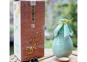 常熟王四桂花酒