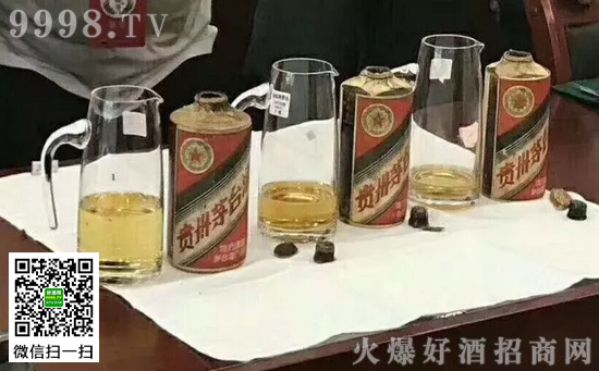 白酒发黄不一定是好酒,一瓶酒正常的颜色应该是什么?