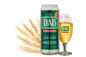 德国DAB大奔黄啤酒
