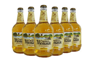 俄罗斯老米勒啤酒