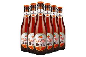 比利时布什桃子啤酒