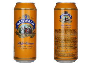 圣瓦德斯图加特小麦白啤酒
