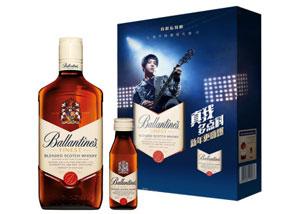 百龄坛珍藏装苏格兰威士忌