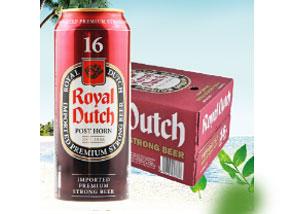 法国皇家金骑士烈性啤酒