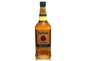 四玫瑰单桶波本威士忌