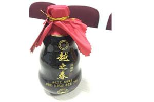 越之春玛咖2006特型黄酒