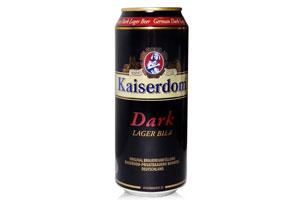 德国Kaiserdom凯撒大麦黑啤酒
