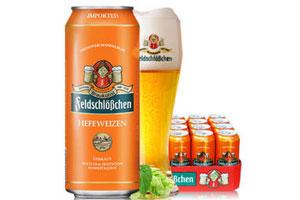 德国进口费尔德堡白啤酒