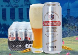 科伦堡科门道夫小麦白啤酒