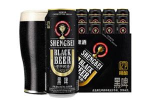 圣贝精酿黑啤酒
