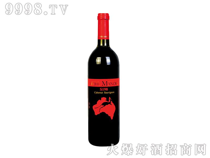 金袋鼠干红葡萄酒