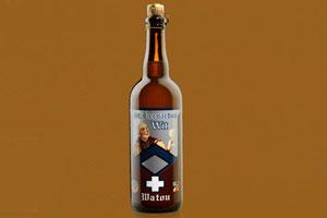 圣伯纳白啤酒