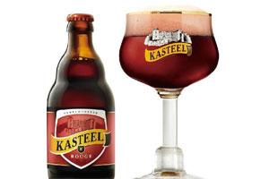 卡斯特红啤酒