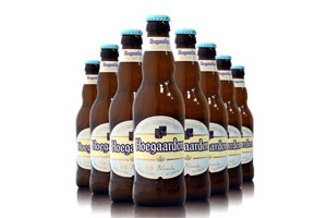 比利时福佳白啤酒