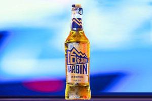 哈尔滨啤酒冰萃