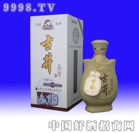 古井-三金木盒-白酒类信息