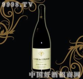 奥利维干红葡萄酒