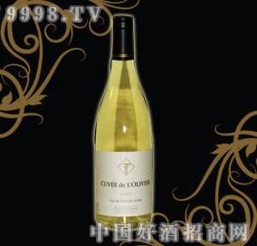 奥利维干白葡萄酒