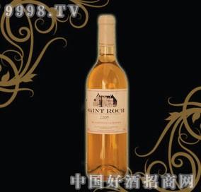 2005年圣洛克干白葡萄酒