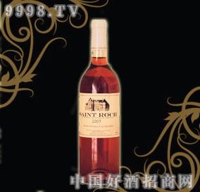 2006年圣洛克玫瑰红葡萄酒