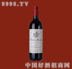 玫瑰酒庄红葡萄酒