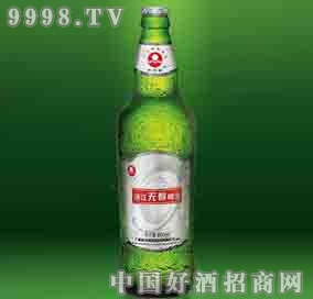 珠江无醇啤酒