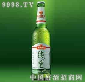 珠江纯生啤酒-啤酒招商信息