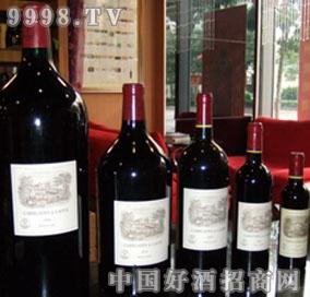 2004年拉菲正牌各规格一套-红酒招商信息