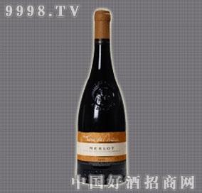 Merlot干红葡萄酒