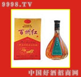 百州红宝石瓶