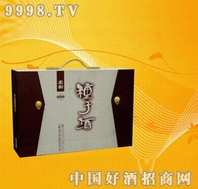 礼盒装柔和种子酒