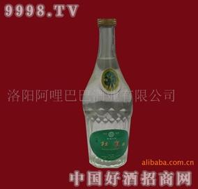 2003年生产的杜康大曲陈年老酒