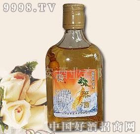 长白山特级人参酒(小瓶)